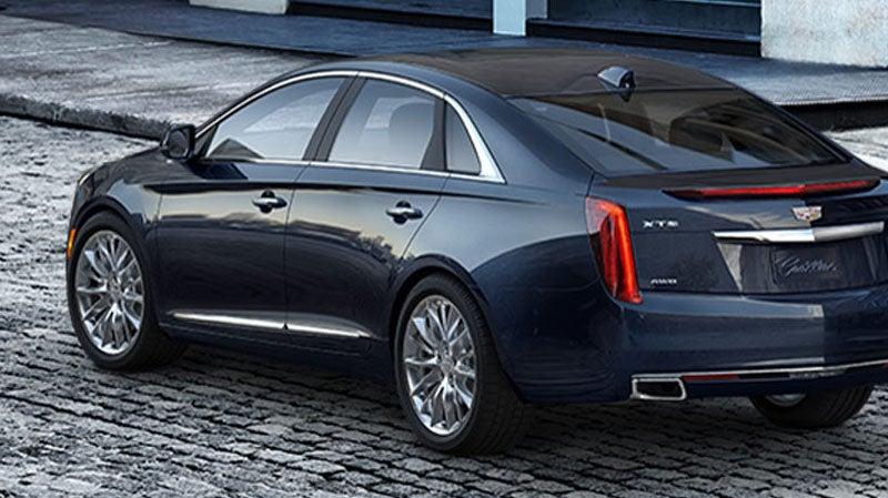 2017 Cadillac Xts Lafayette La