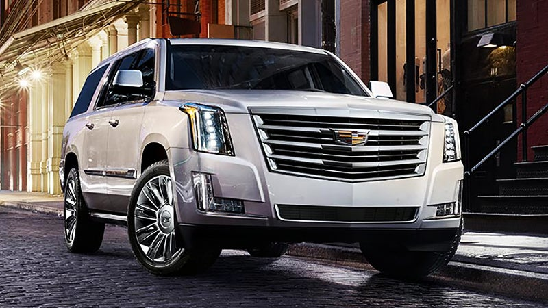 2018 Cadillac Escalade Cadillac Escalade In Lafayette La