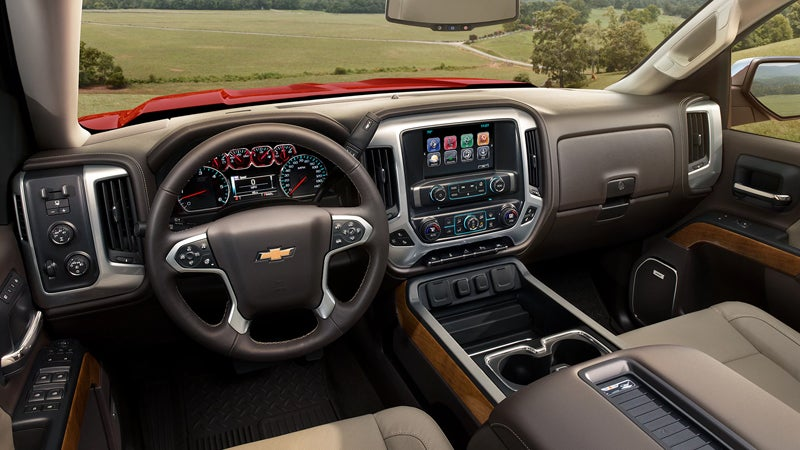 2018 Chevy Silverado >> 2018 Chevrolet Silverado 1500 Chevrolet Silverado 1500 In