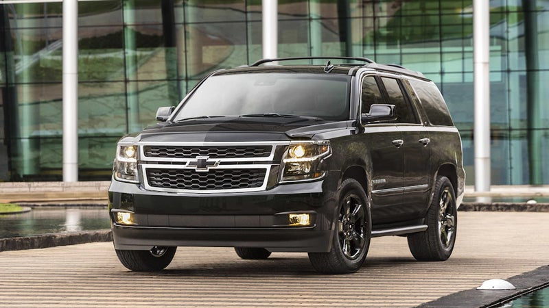 2019 Chevrolet Suburban | Chevrolet Suburban in Lafayette ...