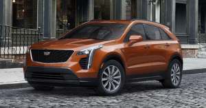 First Looks Features To Expect In The All New Cadillac Xt4