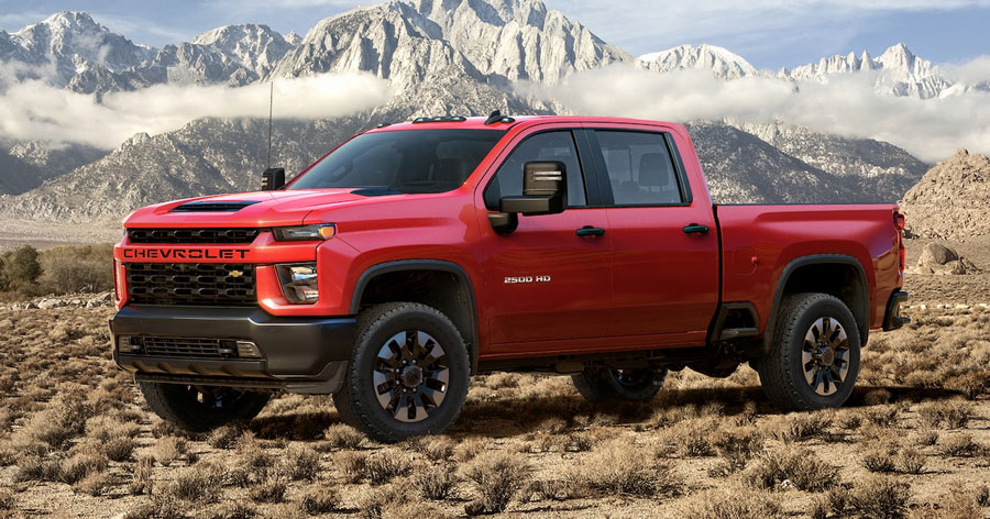 5 Exciting Features of the 2020 Chevrolet Silverado HD
