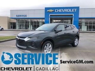 Service Chevrolet Lafayette La >> 2020 Chevrolet Blazer Lt