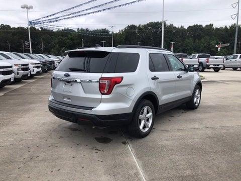 Ford Dealership Baton Rouge >> 2018 Ford Explorer Lafayette LA | Baton Rouge New Iberia ...
