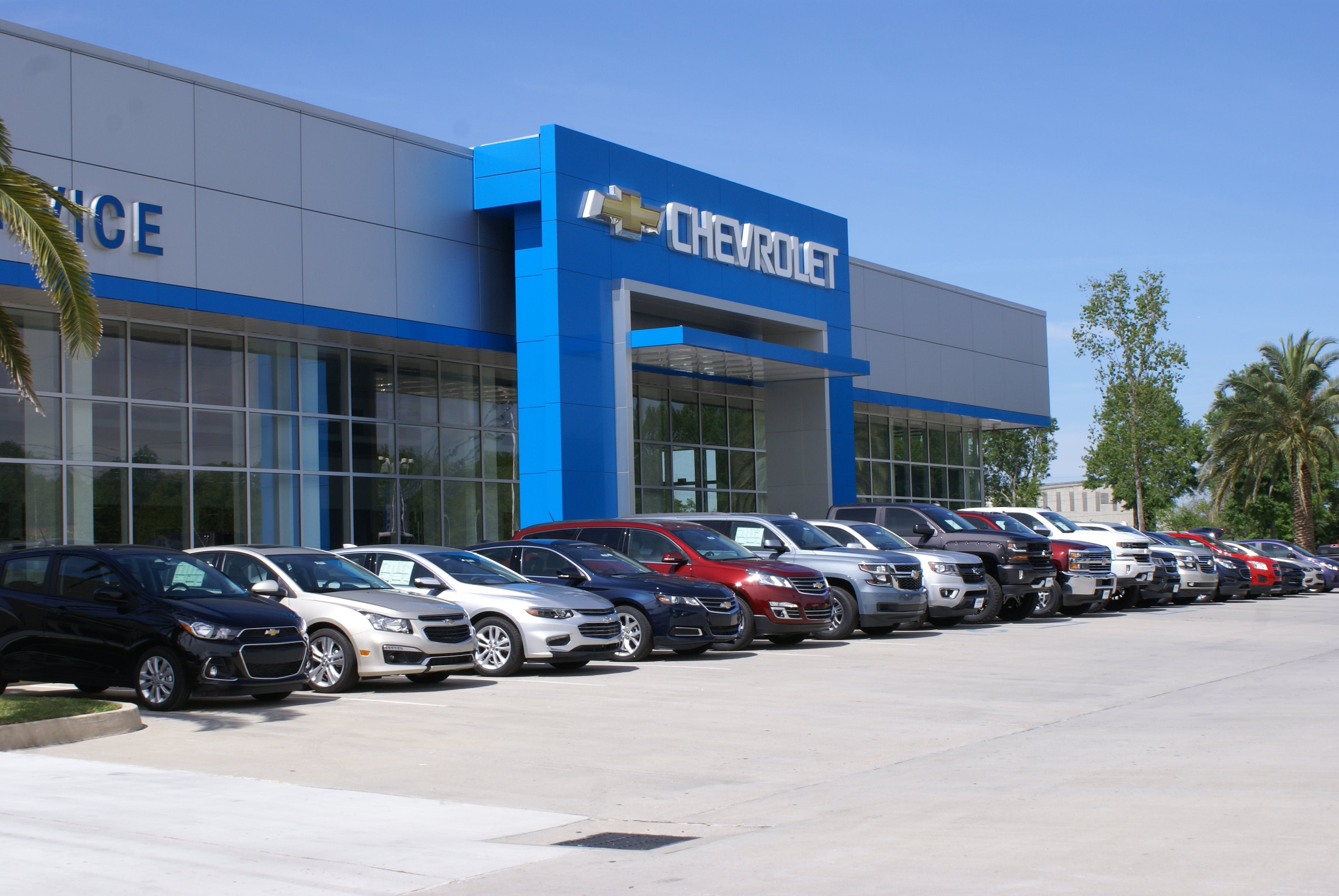 About Service Chevrolet Cadillac