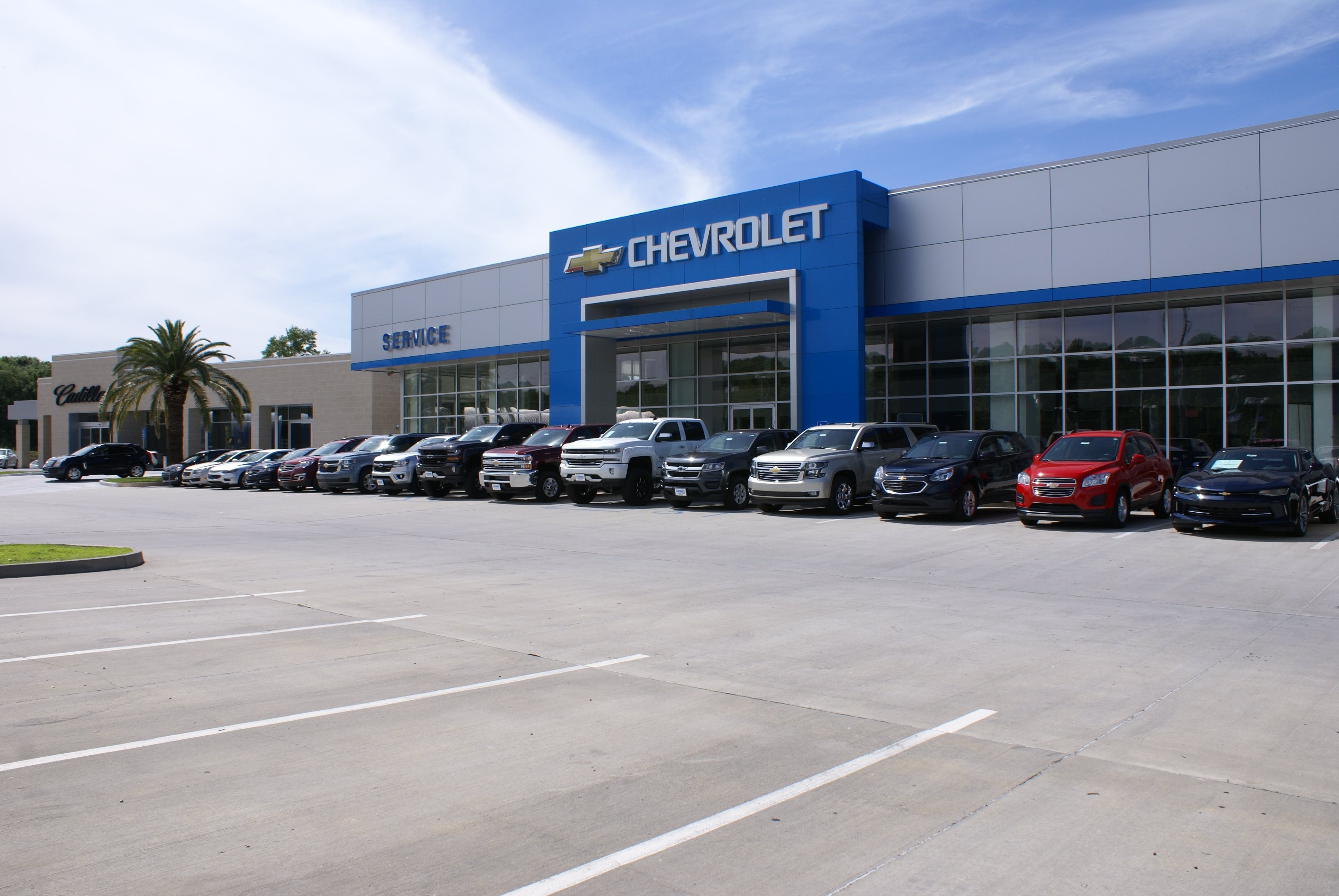 Why Do Business with Service Chevrolet Cadillac   Car ...