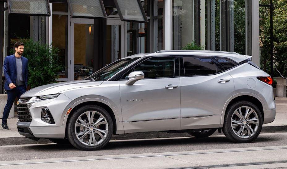 2020 Chevrolet Blazer | New Chevrolet in Lafayette, LA ...