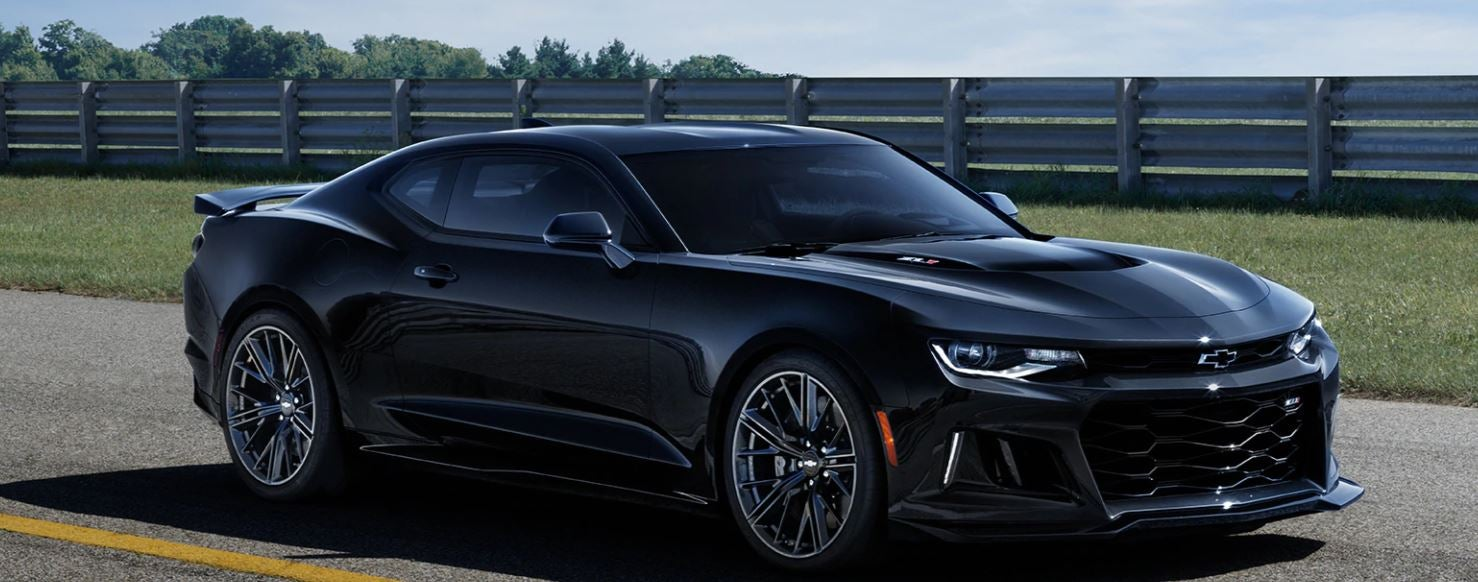 2020 Chevrolet Camaro Ratings