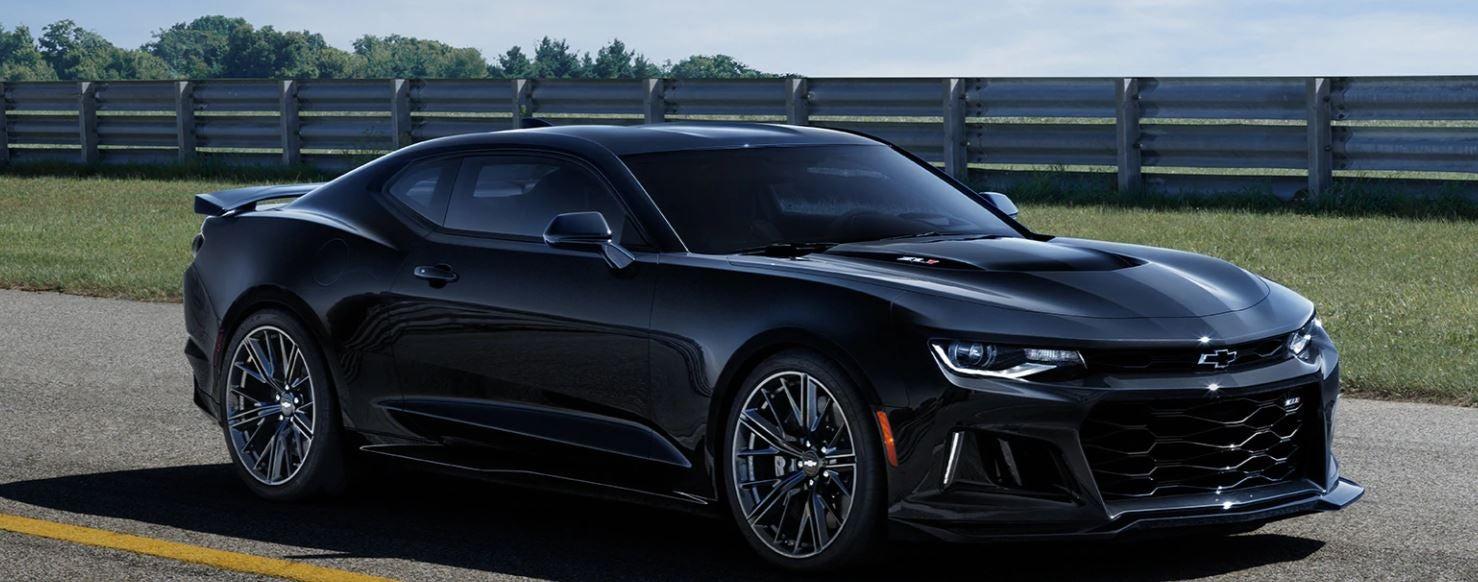 2020 Chevy Camaro New Concept