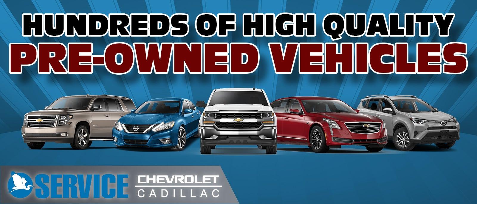 Chevrolet & Cadillac for Sale Lafayette, LA | Service ...